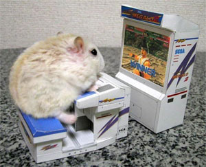 Virtua Fighting Hamster