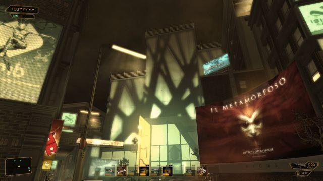 Deus Ex: Human Revolution - Detroit