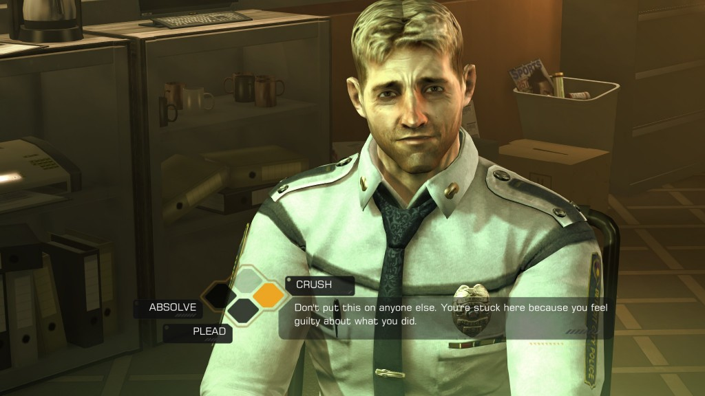 Deus Ex: Human Revolution - Wayne Haas