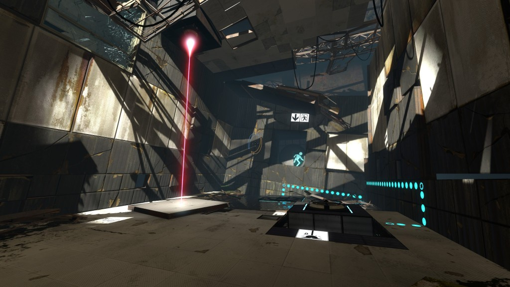 New Puzzle Elements in Portal 2