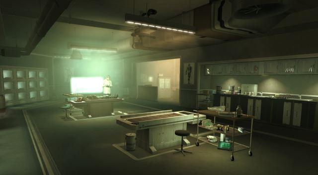 Deus Ex: Human Revolution - The Morgue
