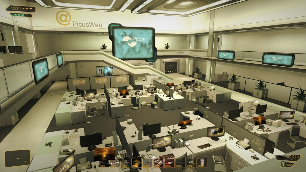 Deus Ex: Human Revolution - Inside Picus Media