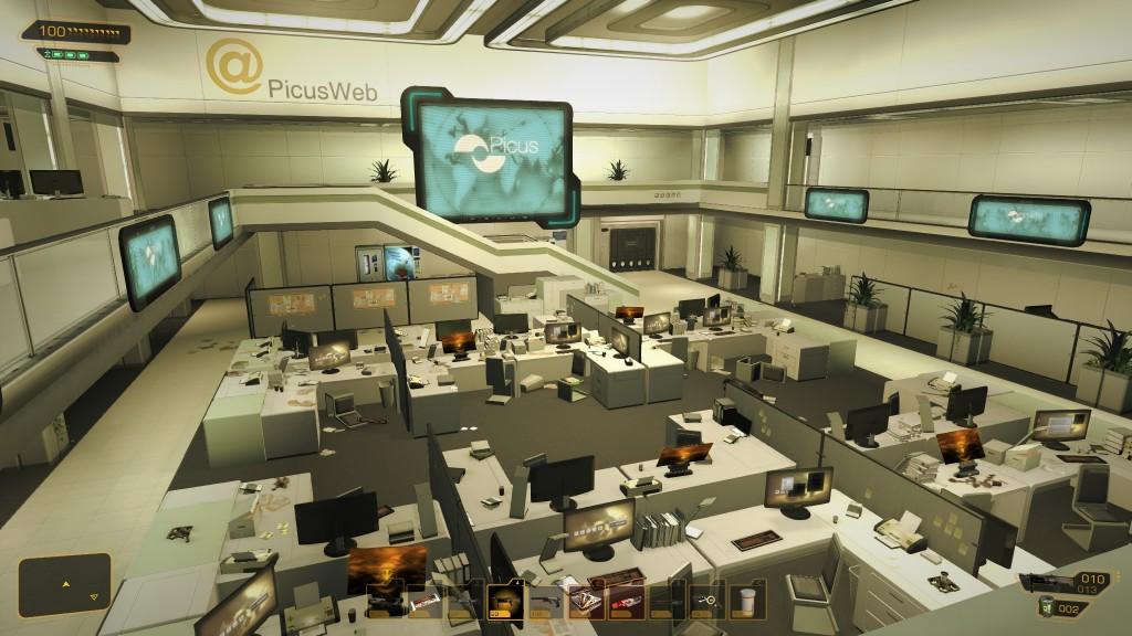 Deus Ex: Human Revolution - Inside Picus Media
