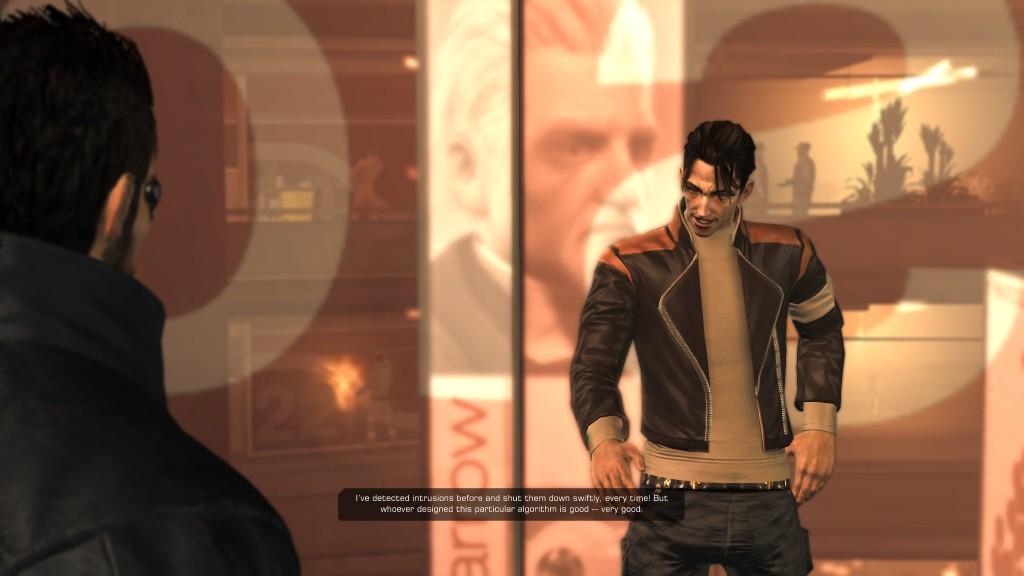 Deus Ex: Human Revolution - Pritchard explains security