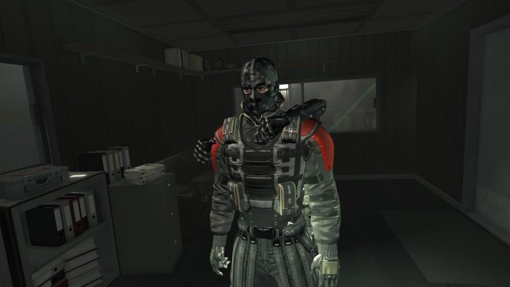 Deus Ex: Human Revolution - Takedown