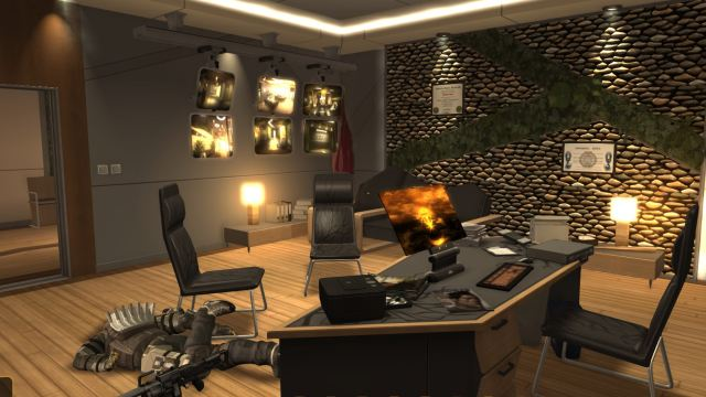 Deus Ex: Human Revolution - Head offices at Tai Yong Medical