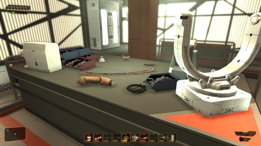 Deus Ex: Human Revolution - Tai Yong Medical Lab augmentations