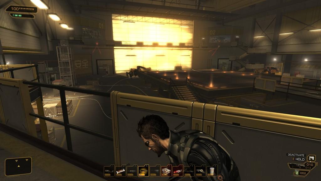 Deus Ex: Human Revolution - Escaping Tai Yong Medical