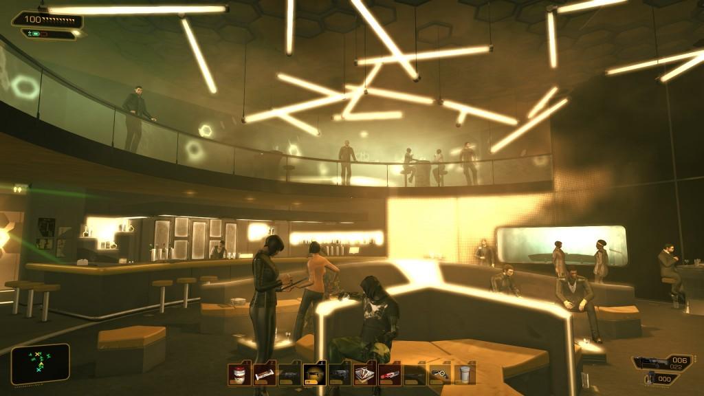Deus Ex: Human Revolution - The Hive