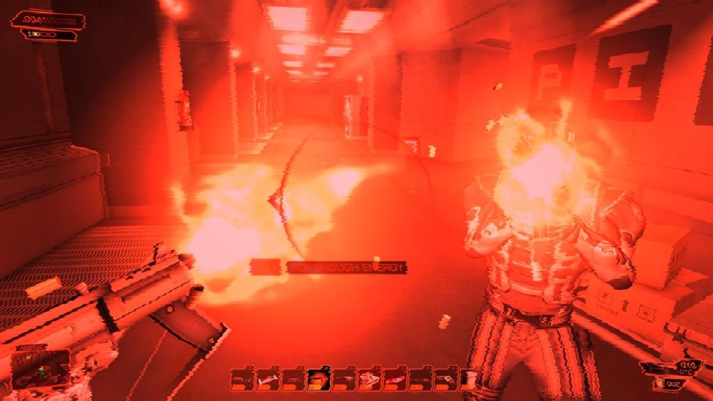 Deus Ex: Human Revolution - An unsuccessful attempt at stealth