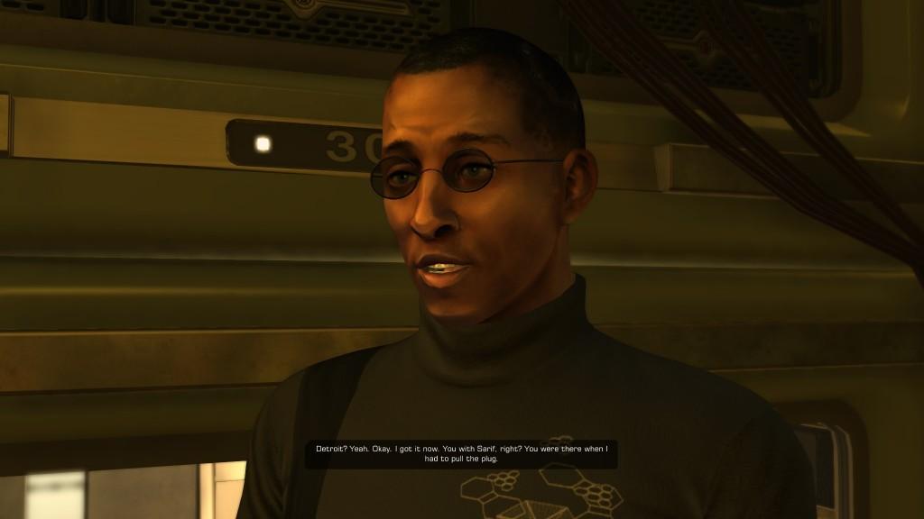 Deus Ex: Human Revolution - Van Bruggen