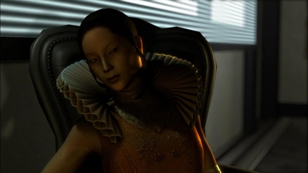 Deus Ex: Human Revolution - Zhao