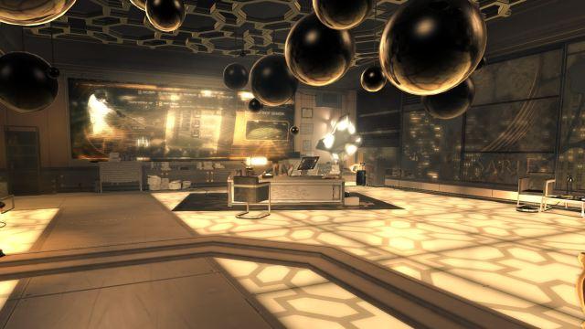 Deus Ex: Human Revolution - Sarif's Office