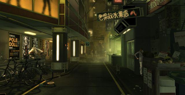 Deus Ex: Human Revolution - Hengsha Streets
