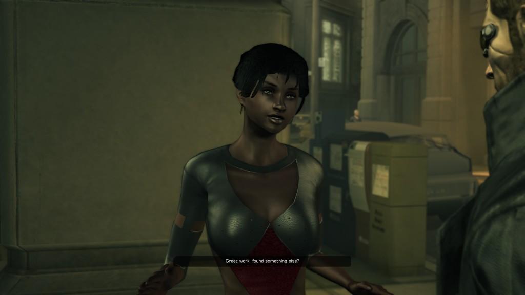 Deus Ex: Human Revolution - J Alexander