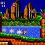 Tails in Sonic CD