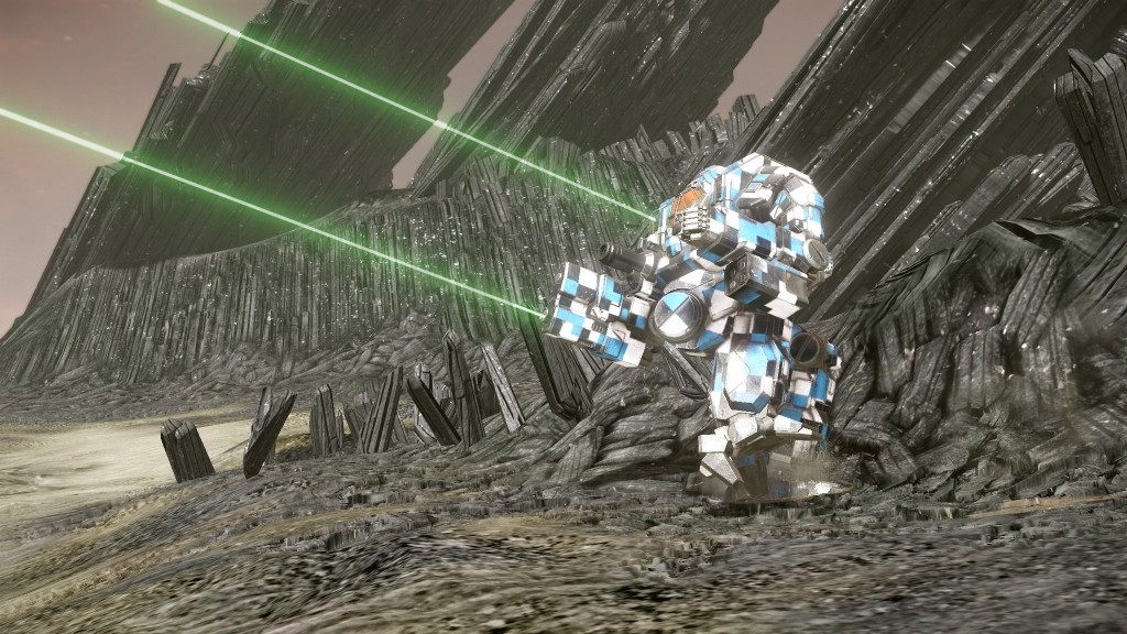 Mechwarrior Online: Cataphract