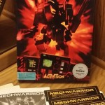Mechwarrior Packaging